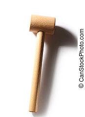 bois, marteau