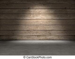 mur bois ciment a m ri plancher a m ri plancher mur int rieur ciment bois monture. Black Bedroom Furniture Sets. Home Design Ideas