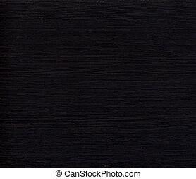 bois, noir, ébène, texture