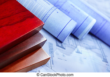 bois, paperasserie,  architecture, conseils