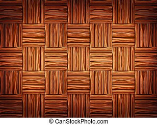 bois parquet plancher carrel illustration de stock. Black Bedroom Furniture Sets. Home Design Ideas