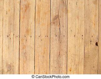 bois, planche, texture
