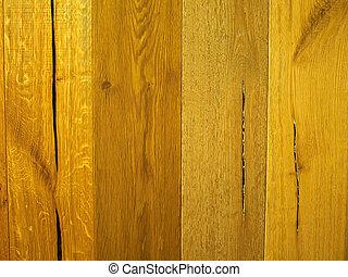 bois, prendre parti, panneaux