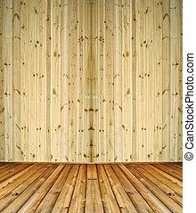 bois, résumé, salle