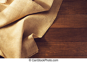 bois, sacking, burlap, hessian