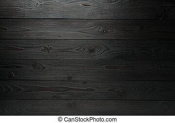 bois, sombre, naturel, planches, fond