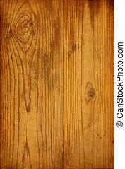 bois, texture., pin