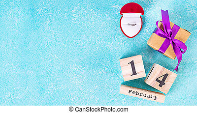 bois, valentin, it., 14, day., février, calendrier