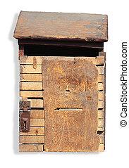 bois, vendange, attachant voie accès, dropbox