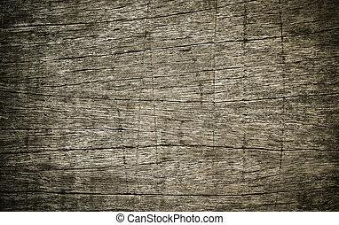 bois, vieux, fond, texture