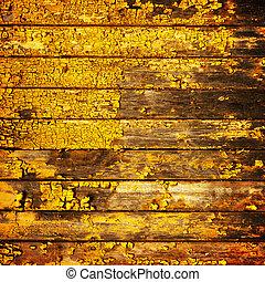 bois, vieux, planches, texture