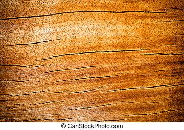 bois, vieux, texture, bureau