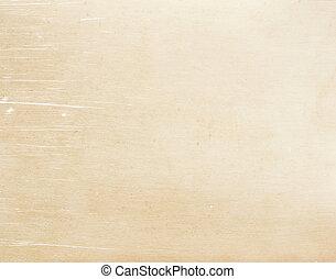 bois, voile de surface, vendange, texture, papier, subtil, ...