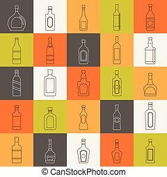 boisson, alcool, boissons