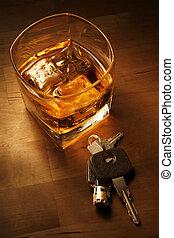 boisson, conduite