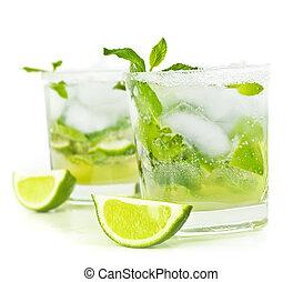 boisson froide, mojito