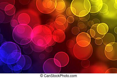 Bokeh 2 - Bokeh Blur background design