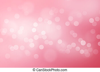 bokeh abstract backgrounds - Pink bokeh abstract glow light...