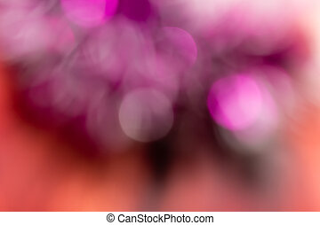 Bokeh. Abstract natural backgrounds