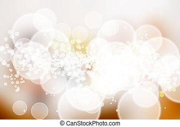 Bokeh Background - A colorful digitally created Bokeh ...