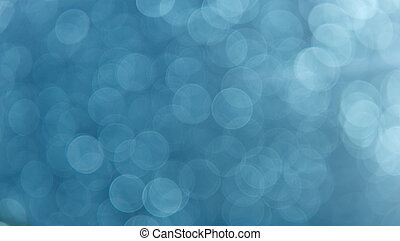 Bokeh background - Abstract light bokeh as background