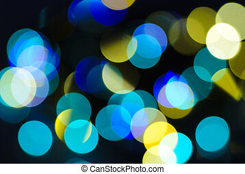 Bokeh background - Bokeh. Abstract background for desing. ...