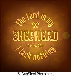 bokeh, biblia, psalmus, vers, háttér