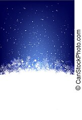 Bokeh Christmas Light Background