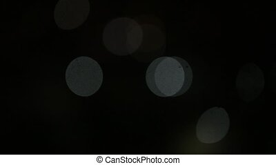 bokeh close-up abstract background