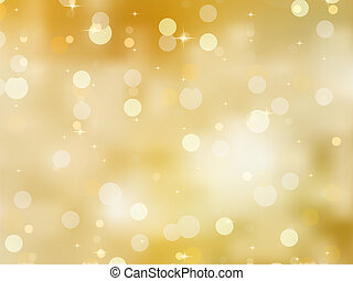 Bokeh light abstract background. EPS 8