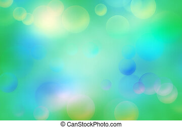 Bokeh Light Backdrop