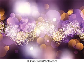 bokeh lights background 0403