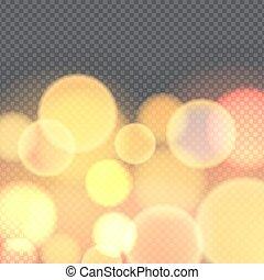 bokeh lights background 2407