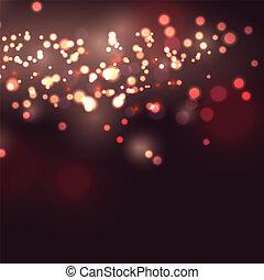 bokeh lights background 2509