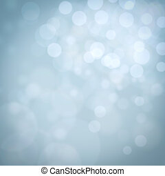 bokeh lights christmas background
