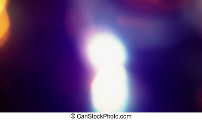 bokeh lights moving seamless loop abstract background