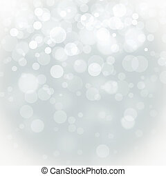 bokeh, luzes, natal, fundo