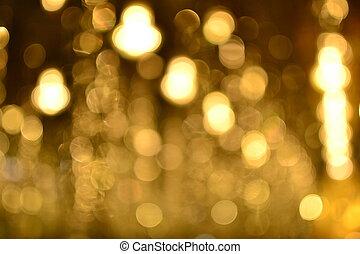 Bokeh of light