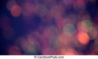 Bokeh of Soap Bubble. Colorful Background Blurs