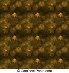 bokeh, seamless, estrelas