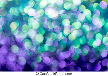 Bokeh texture - Gradient colorful bokeh texture