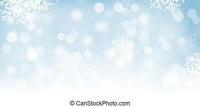 bokeh, weihnachten, hintergrund, verwischt