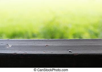 bokeh, zöld háttér, abstact