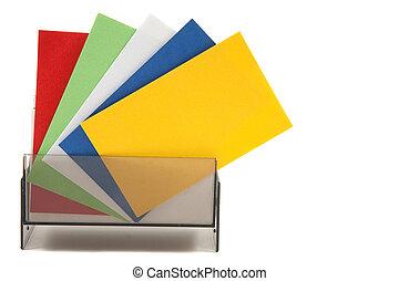 boks, bilety, nazwa, barwny, czysty