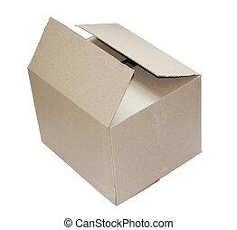 boks, karton
