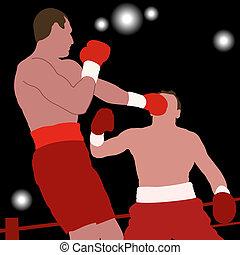 boks, mistrz