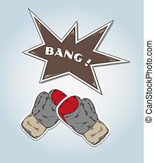 boksende glove