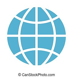 bol, globaal, pictogram