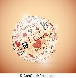 bol, liefde