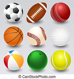 bola, ícones